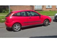 Ford Focus with 12 Months MOT
