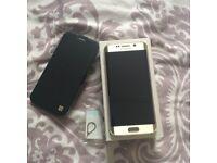 SAMSUNG S6 EDGE, GOLD, 64GB