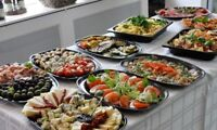 Weekend events chef @ your home make it happen