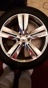 18in rims and tires