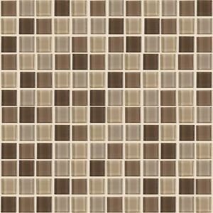 14 sheets of glass mosaic wall tiles $2.50 each