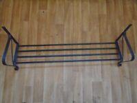 ikea portis rack/rail