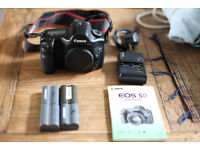 Canon 5D body for sale, great condition