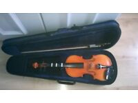 3/4 size violin - perfect for child beginner