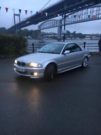 BMW 325i M Sport, LOW MILES!