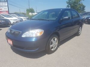 2008 Toyota Corolla CE - 5 SPEED - ALL POWER OPTIONS - CERTIFIED