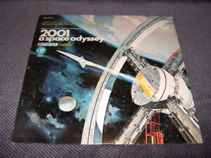 2001 Space Odyssey - Trame sonore (1973) LP vinyle