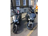 Gilera runner 218cc reg 125 | rapid bike | long mot