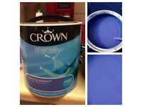 Brand New Crown Paint