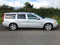 2006 Volvo V70 D5 Sport 2.4 Auto 5DR Estate, **FULL SERVICE HISTORY, 2 KEYS**