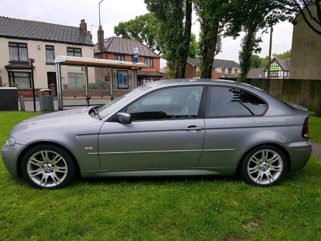 bmw 325ti compact m sport excellent in walsall west. Black Bedroom Furniture Sets. Home Design Ideas