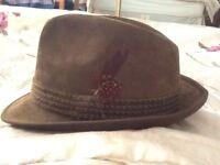 Gents Swiss Style Hat