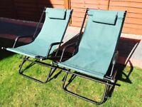 **** garden/beach chairs ****
