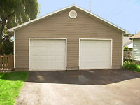BUILDING THAT NEW GARAGE?? SLABS AND LABOR AVAILABLE