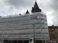 SCAFFOLDING in Glasgow and surrounding areas.