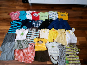 6 to 12 month old boys clothing - $45 for whole set