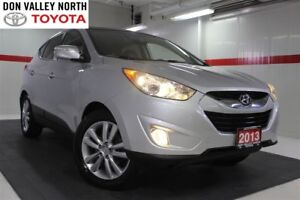 2013 Hyundai Tucson LIMITED AWD Sunroof Heated Lther Seats