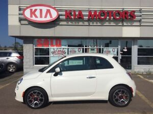 2015 Fiat 500 SPORT COUPE ONLY $35* WEEKLY!!!