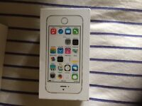 I phone gold 5s 32 mb new battery screen protector no issues case no damage