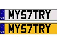 MISTRY MYSTERY a private number plate for sale