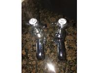 Bensham 1885 classic taps. Brand new.