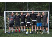 CRYSTAL PALACE 4G 7 A-SIDE FOOTBALL LEAGUE - BEST PRICES IN LONDON