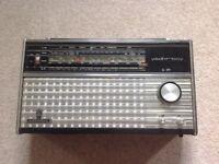 Yacht Boy 1970s Vintage Radio