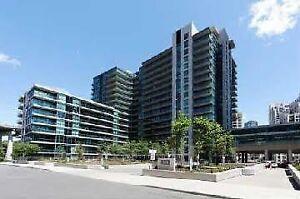 Waterfront Modern Studio/Bachelor W/ Lakeview Balcony