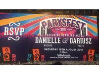 Parysfest Music Festival 2017