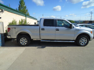 $12,500.00   2010 Ford F-150 XTR Supercrew 4x4