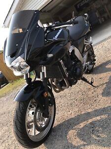 Kawasaki z750s