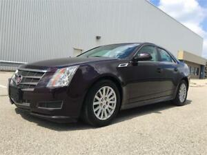 2010 Cadillac CTS AWD Premium with Navigation 75800 Kms