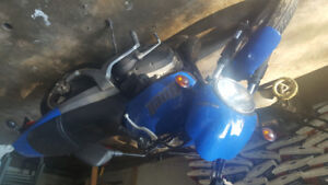2005 Buell Blast- great starter bike