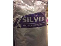 Silver Multi Foil Insulation