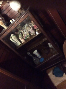 Dispaly. CABINET