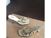 Size 5 mule style sandal