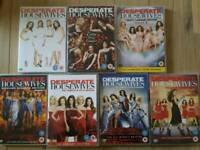 DESPERATE HOUSEWIFE DVD COLLECTION