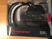 Pioneer SE-M521 Stereo Headphones