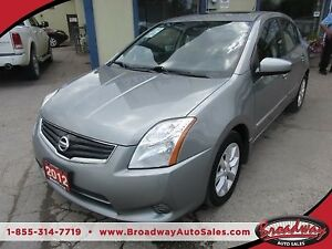 2012 Nissan Sentra LOADED SL MODEL 5 PASSENGER 2.0L - DOHC.. LEA