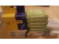 19 Epson stylus ink ranging from T0441 to T0486