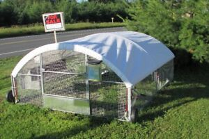 Cackellac Chicken Shelter  812