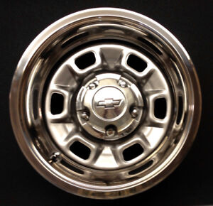 Classic Chevy Rally Wheels