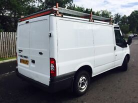 FORD TRANSIT 280 SWB DIESEL LOW ROOF 2012 1 OWNER FROM NEW FULL SERVICE