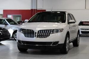 Lincoln MKX 4D Utility AWD 2014