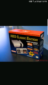 Wanted!!!!!! NES Classic will pay $180
