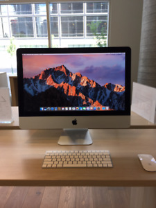 Open Box - 2016 21'' iMac only $1,199.00