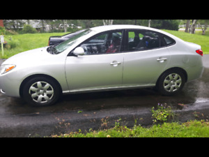 SOLD 2007 Hyundai Elantra Sedan