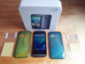 HTC One Mini 2 Smart Phone - Gun Metal Grey - Unlocked