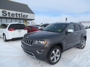 2016 Jeep Grand Cherokee LIMITED REDUCED!! NAVIGATION! SUNROOF!