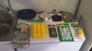 Assorted Camping Items